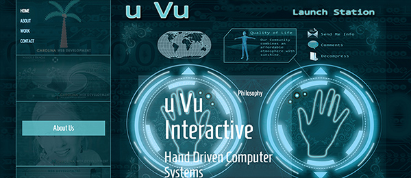 Hand Driven Computer Systems