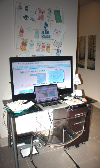 Florida Web Development offices