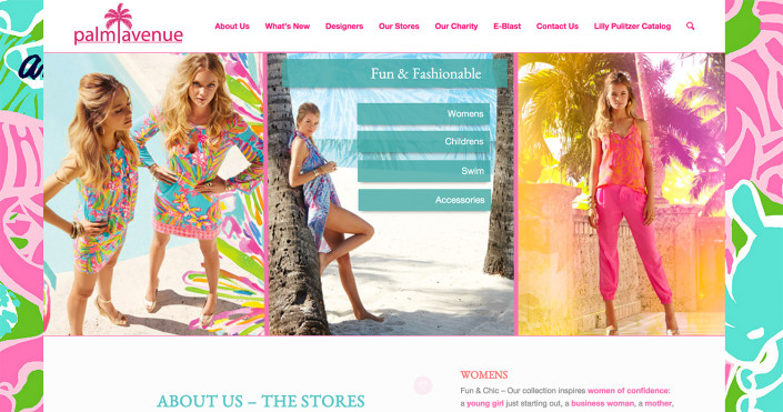 Web site design work by Carolina Web Development and Laura Kerbyson