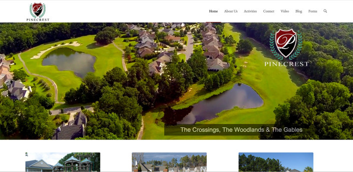 Aerial Photography and Web Site Design Services
