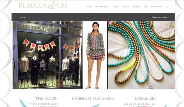 Web site Rebranding